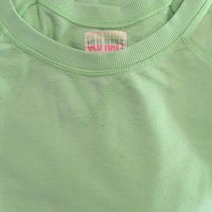 Old Navy lime green sweatshirt size large (free)